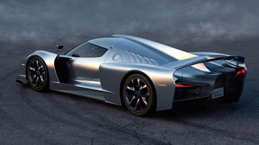 Glickenhaus SCG 003S Ring'teki en hızlı araç olmak istiyor