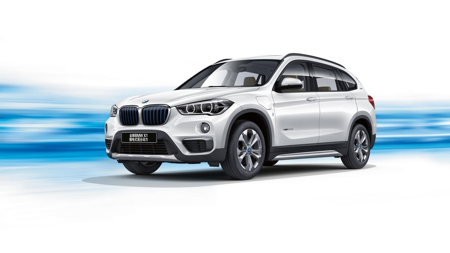 BMW X1 xDrive25Le: un híbrido enchufable para el mercado chino