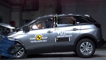 Crash Test Peugeot 3008