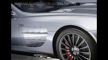 Mercedes-Benz SLR McLaren Roadster 722 S de 659 cv estará no Salão de Paris