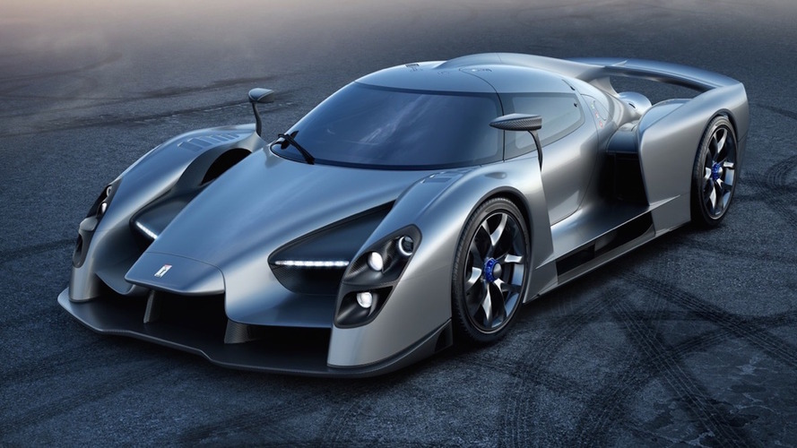 Glickenhaus SCG003 S to be revealed in Geneva