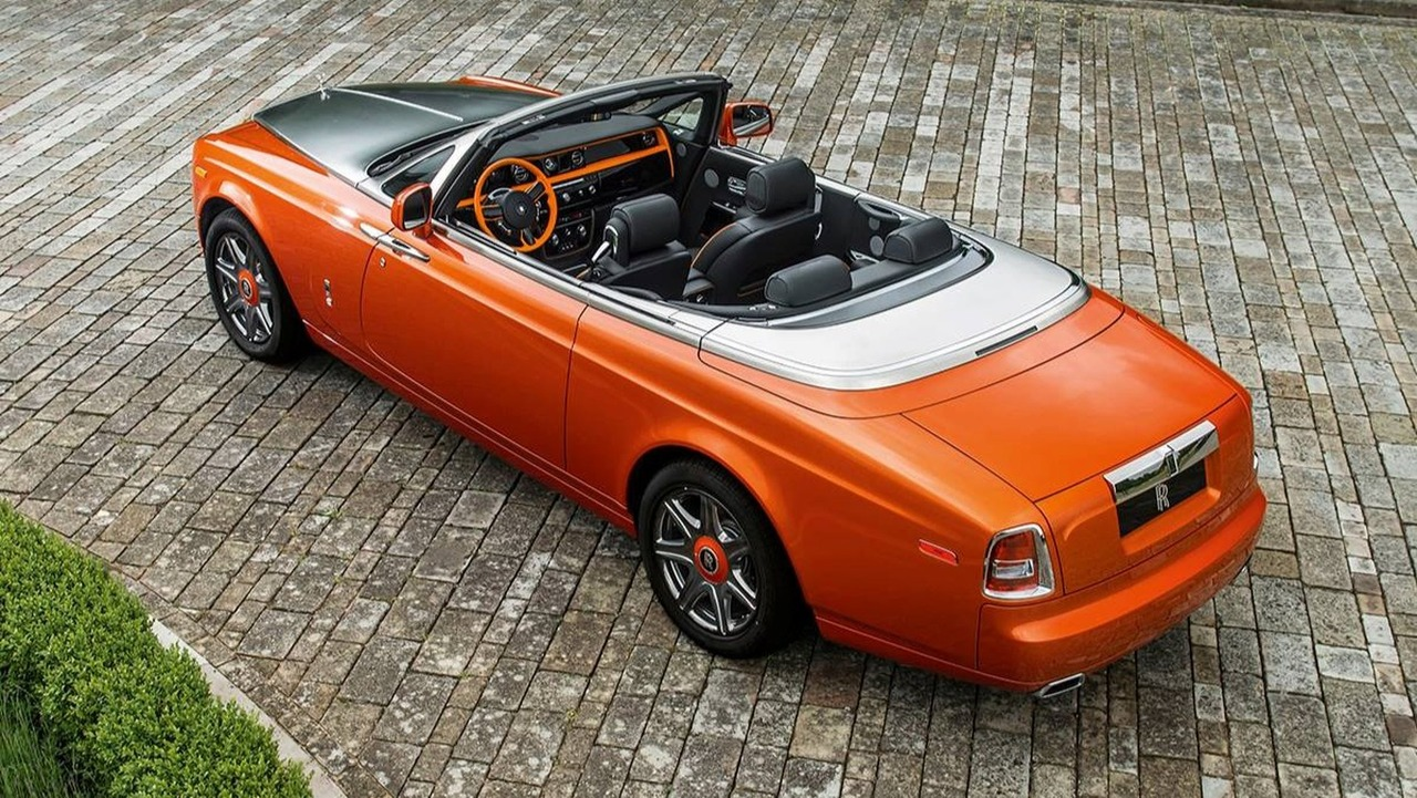Rolls-Royce Phantom DHC Beverly Hills Edition