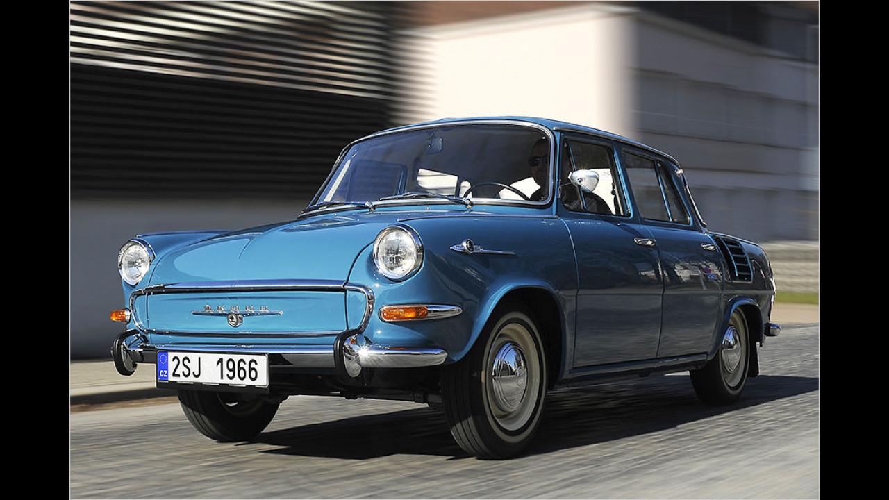 1964: Skoda 1000 MB