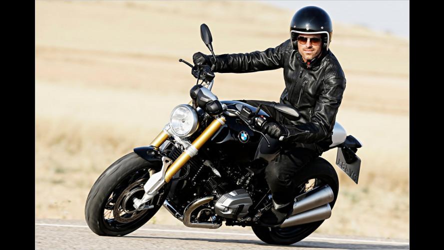 BMW R nineT: Ein scharfes Motorrad zum 90. Geburtstag der Marke