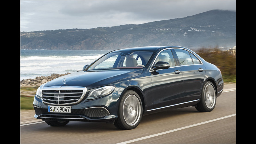 Mercedes E-Klasse (2016): Die besten Technik-Features