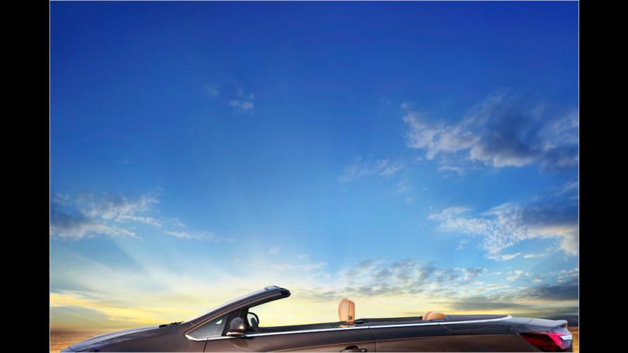 Premiere für das neue Opel-Cabrio