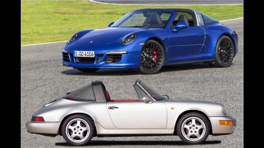 50 Jahre Porsche 911 Targa