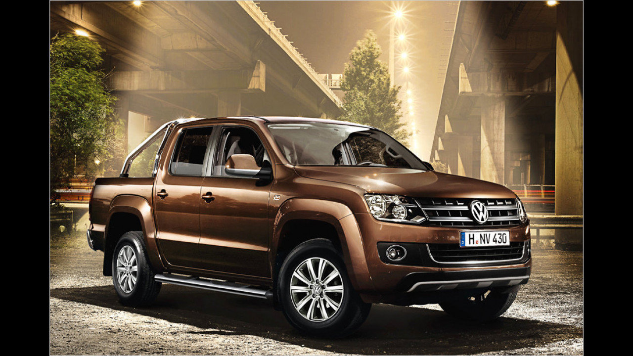 VW Amarok Advantage