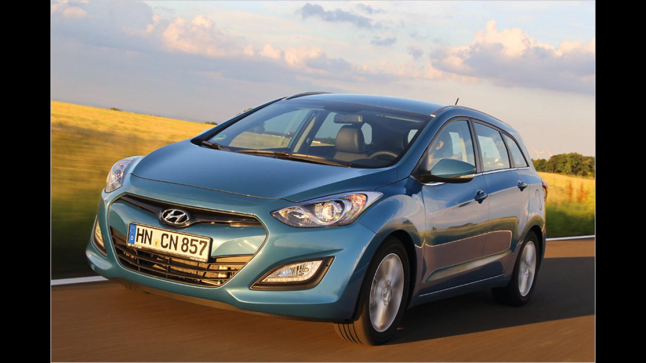 Hyundai i30 cw Intro Edition