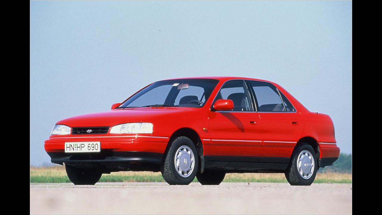 Hyundai Lantra (1991)