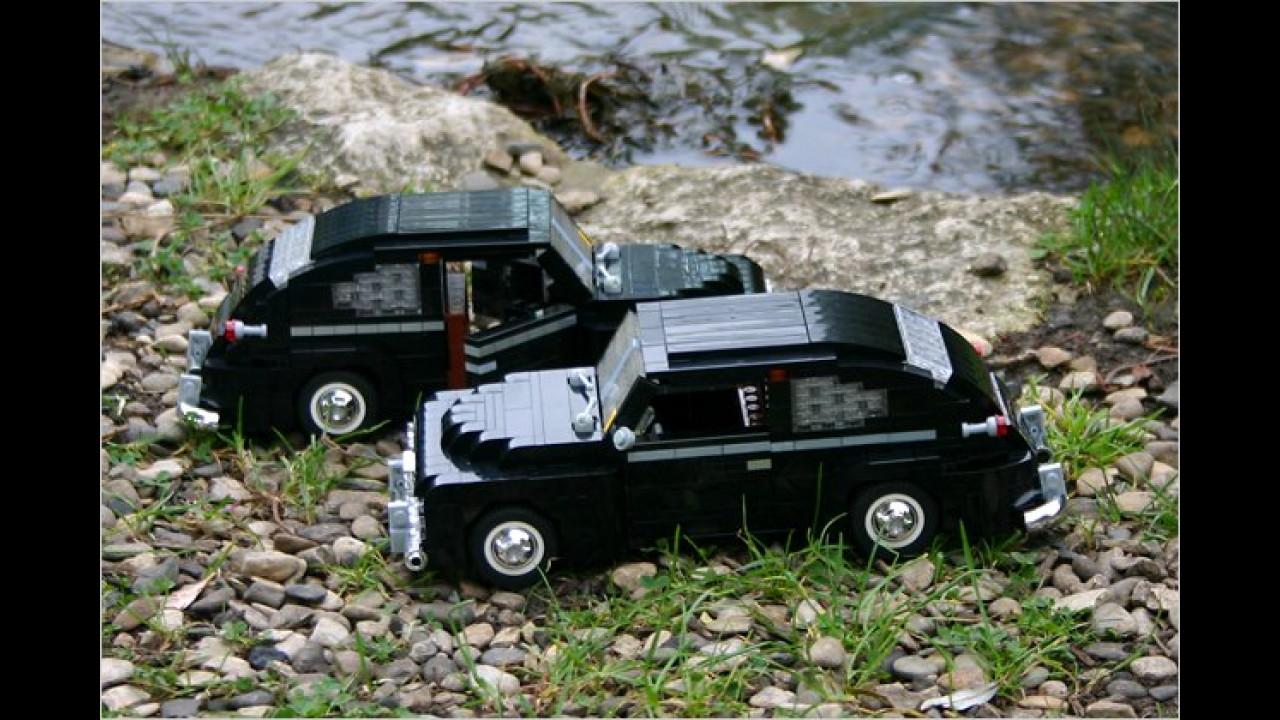 Volvo PV 444 – Buckelvolvo
