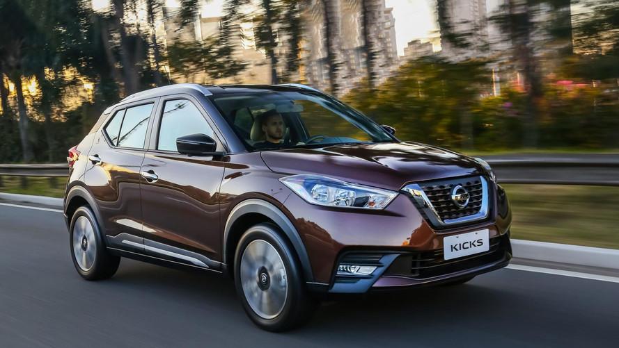 Nissan prevê encolhimento e reduz meta de vendas em 1 milhão de carros