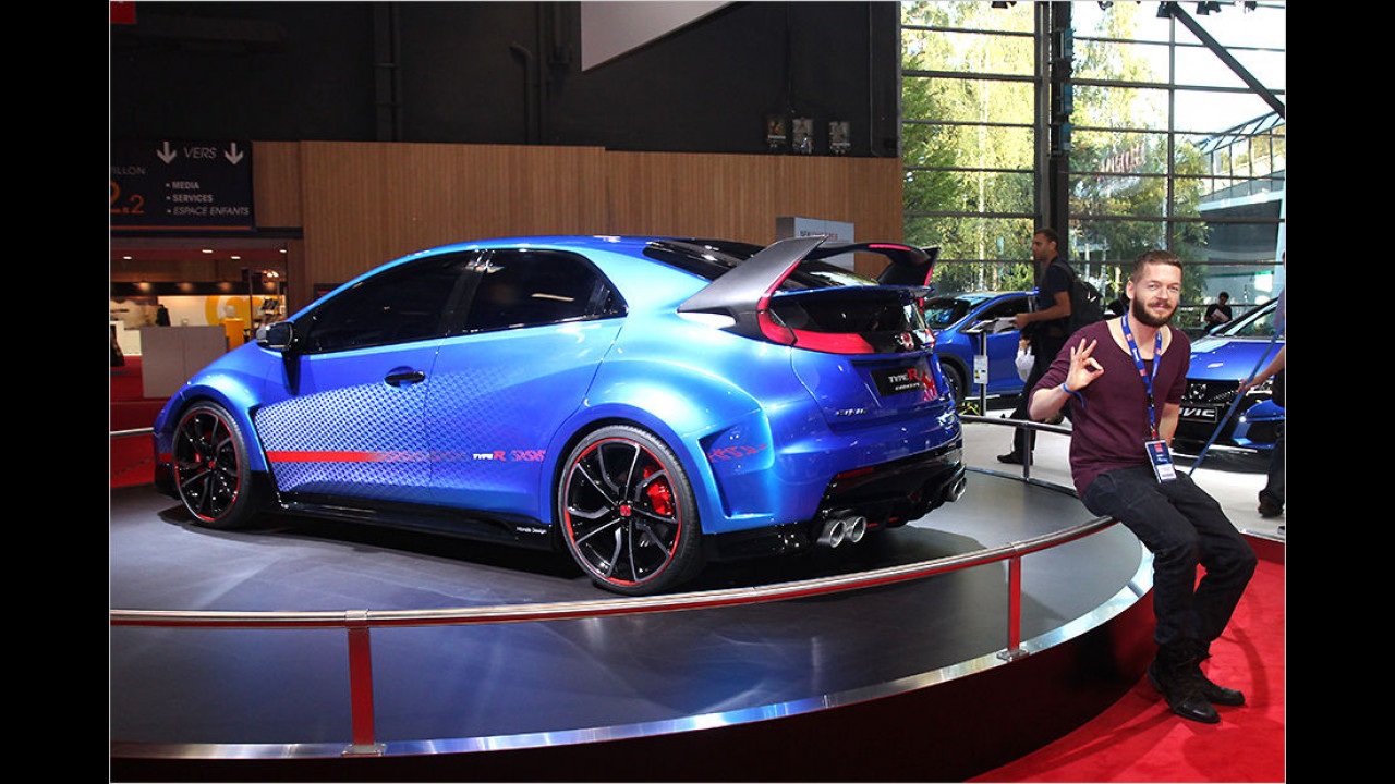 Top: Honda Civic Type R