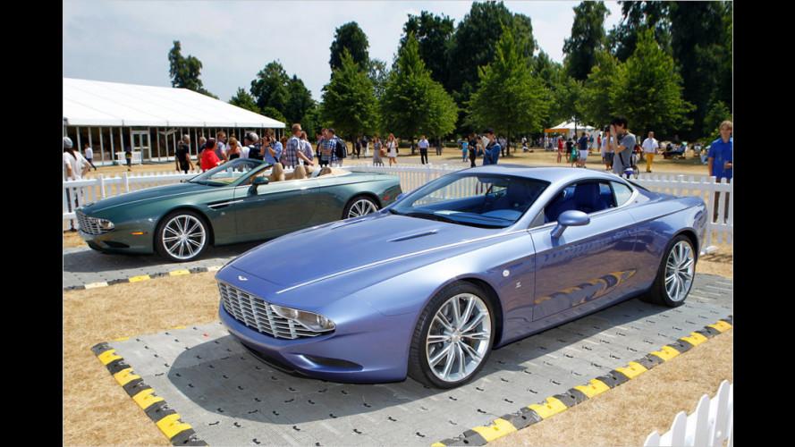 Aston Martin: Zweimal Zagato zum Geburtstag