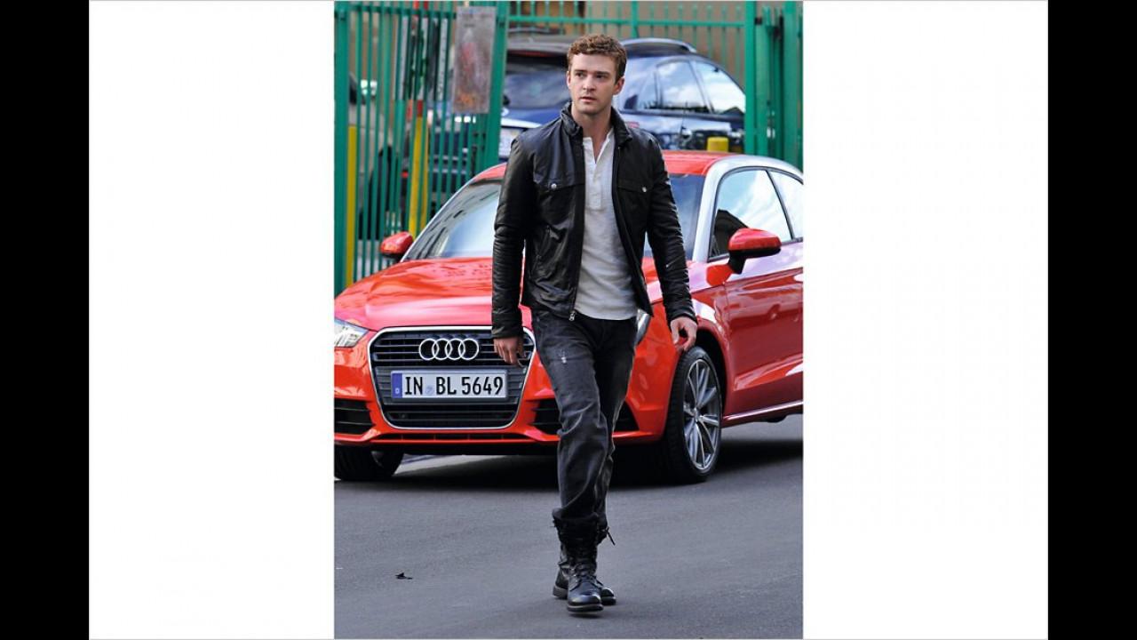 Justin Timberlake: Audi A1