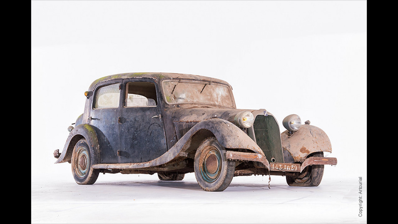 Talbot Lago T11 Cadette Berline (ca. 1936)