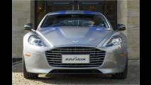 Aston Martin plant Elektrosportler