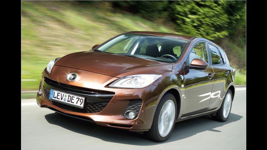 Mazda 3 (2011): Das facegeliftete Erfolgsmodell im Test