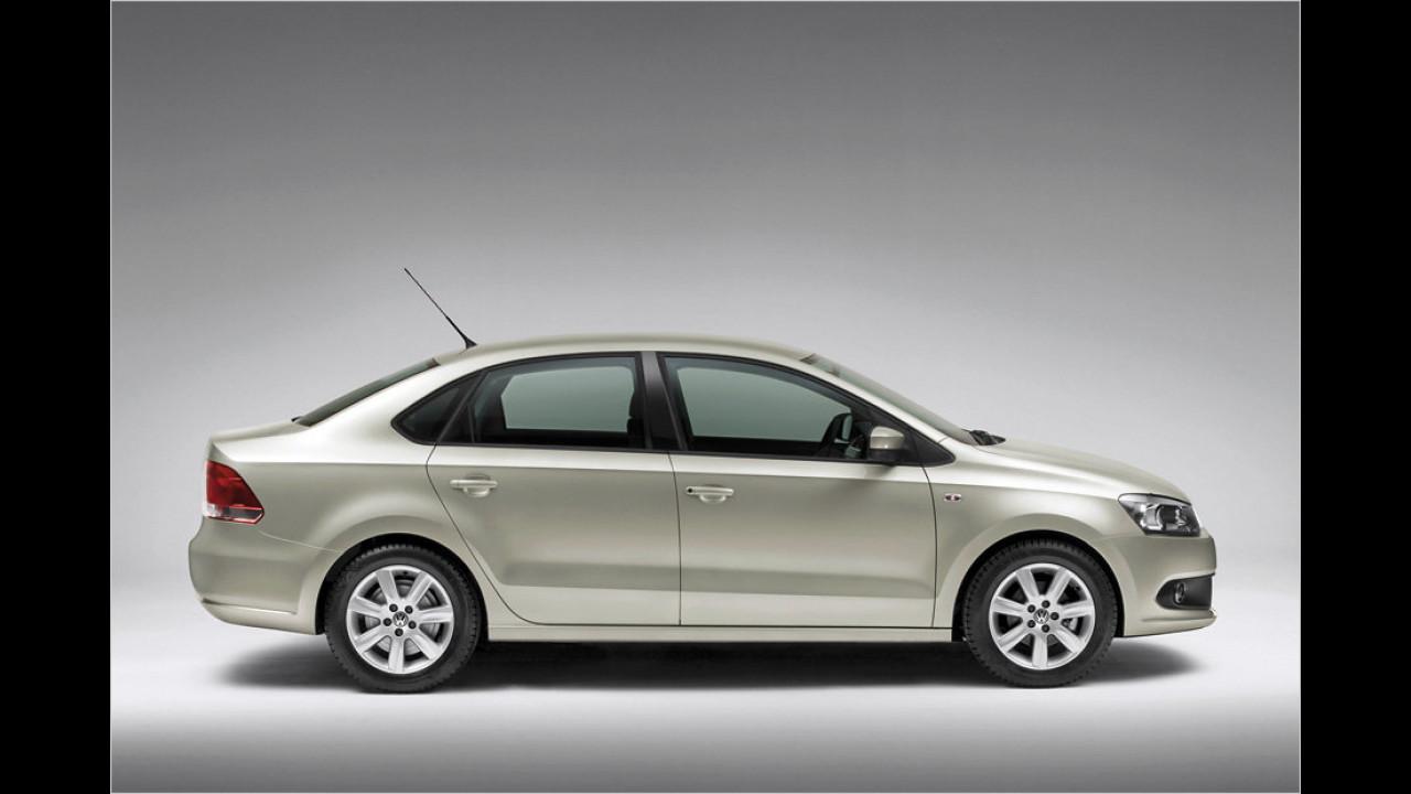 VW Vento (Indien)