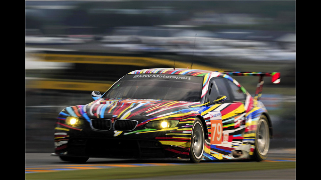 BMW M3 GT2 Art-Car (2010)