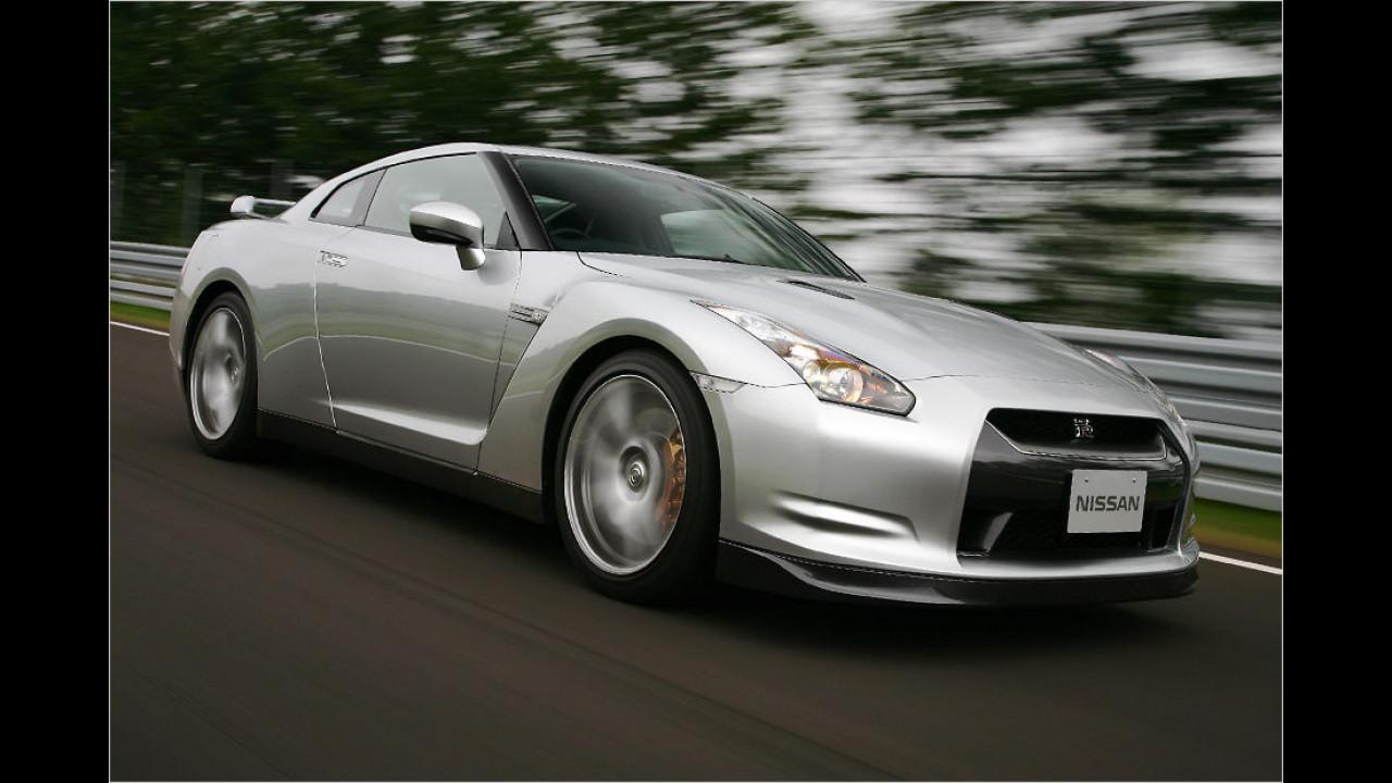 Nissan GT-R (2007)