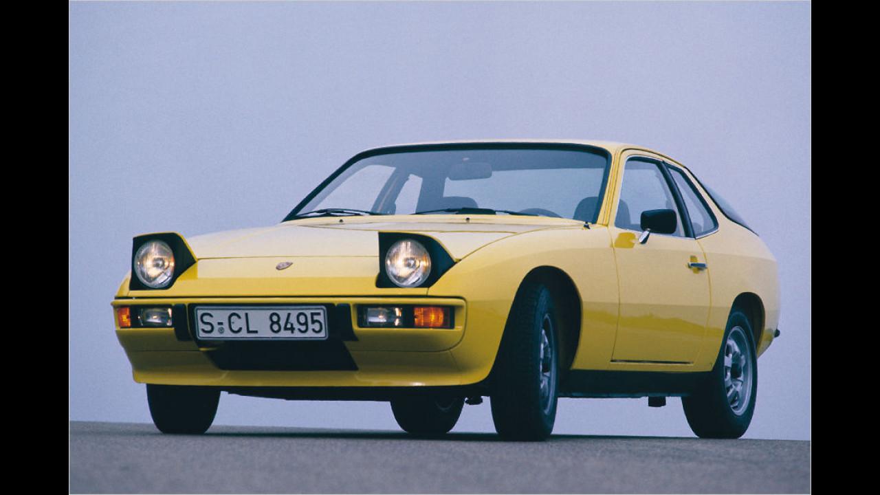 Porsche 924 (1975)