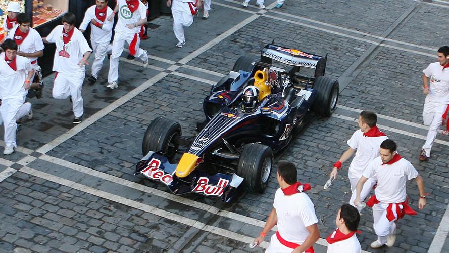Hoy es San Fermín y Red Bull Racing te lo recuerda