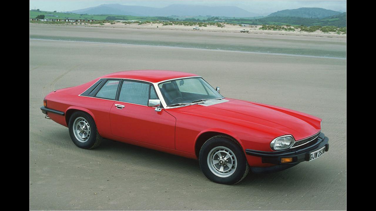 Jaguar XJS (1975)