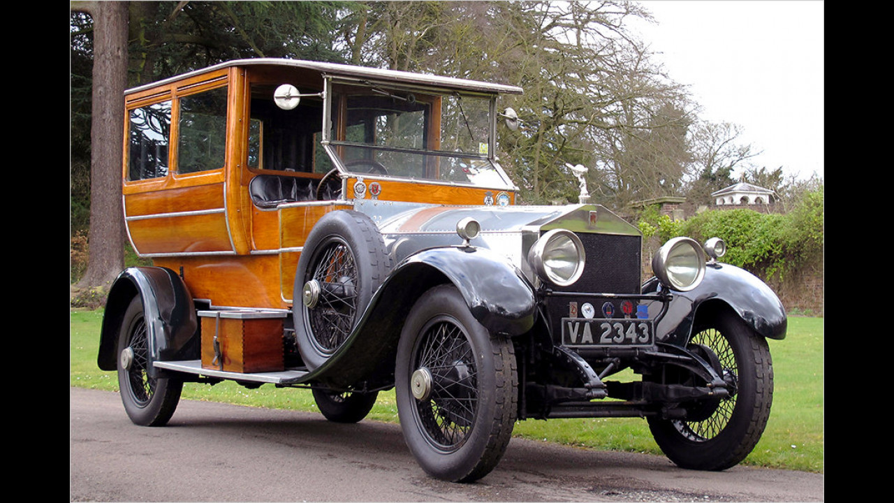 Rolls-Royce Silver Ghost Shooting Brake