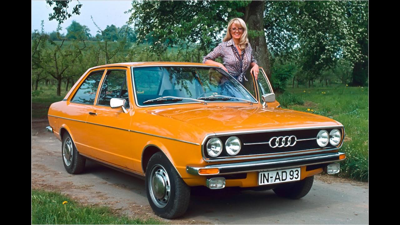 40 Jahre Audi 80