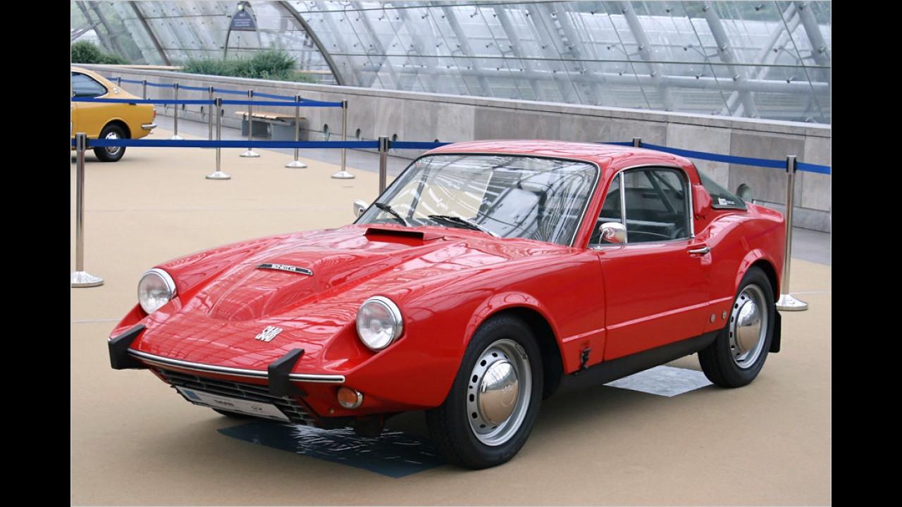 Saab Sonett II V4 (1967)