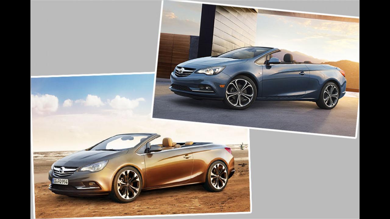 Opel Cascada / Buick Cascada