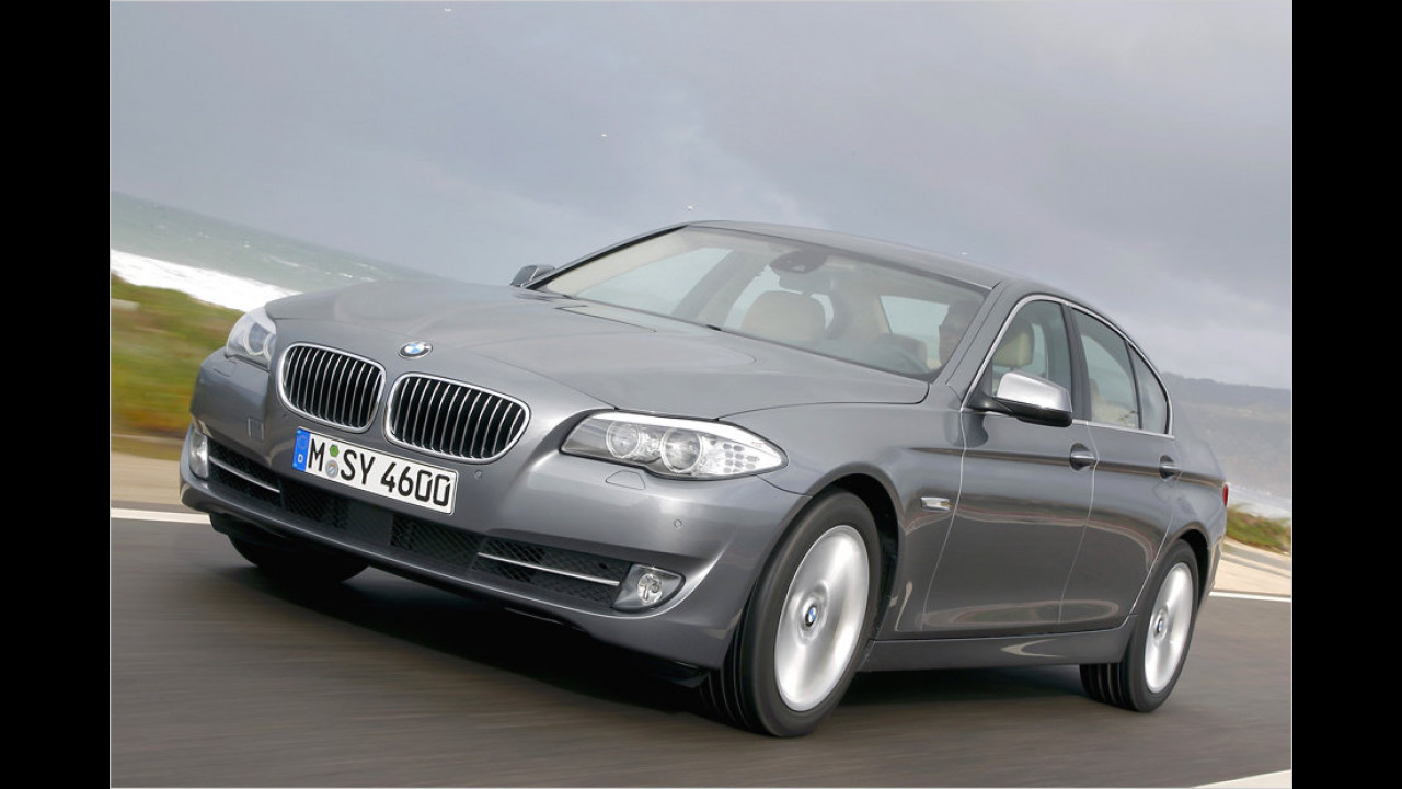 BMW 525d xDrive Automatic