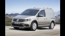 VW Caddy: Der Alltrack kommt
