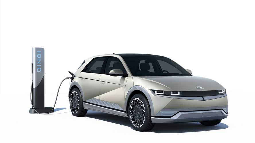 Hyundai Ioniq 5 electric hatch starts at just under £37,000