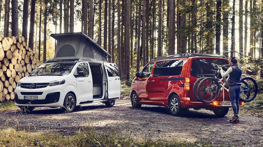 Crosscamp Lite de Hymer, la mejor forma de camperizar una furgoneta