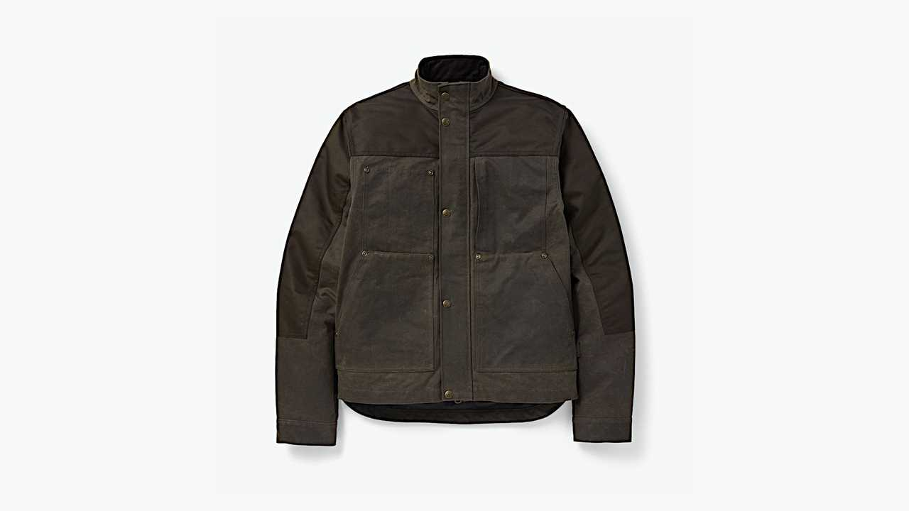 Filson Alcan Canvas Cruiser - Front