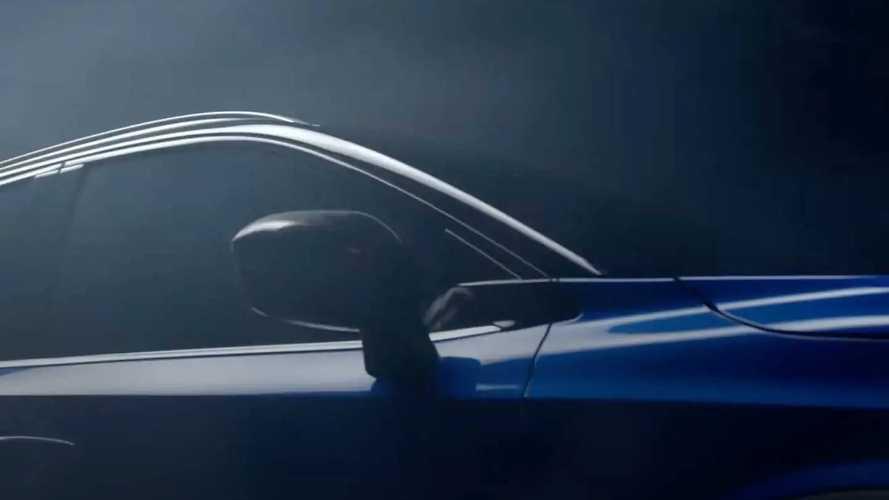 2021 Nissan Qashqai teaser images