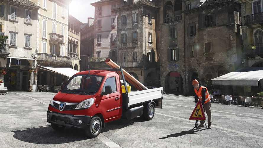 """Piaggio Porter NP6, arriva il """"City Truck"""""""