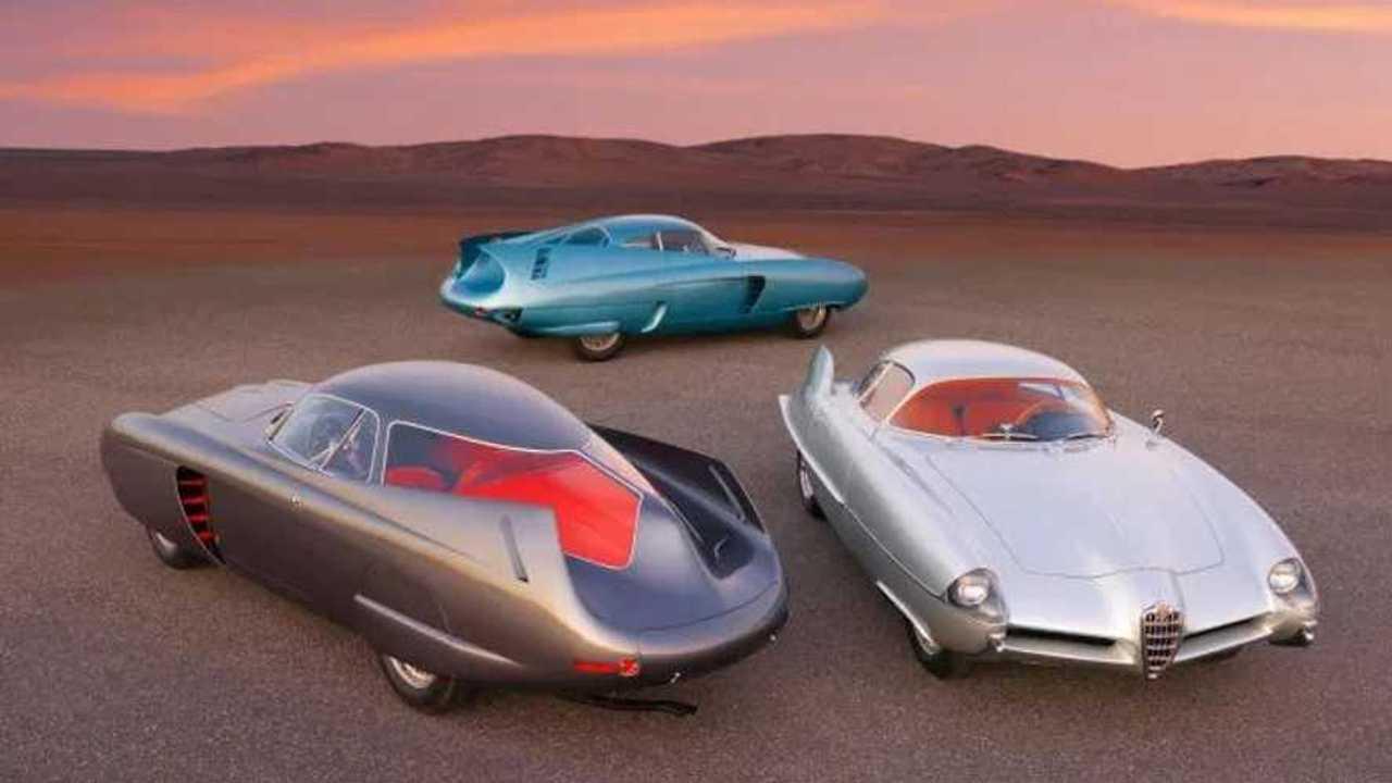 6. Alfa Romeo BAT 9d 1955