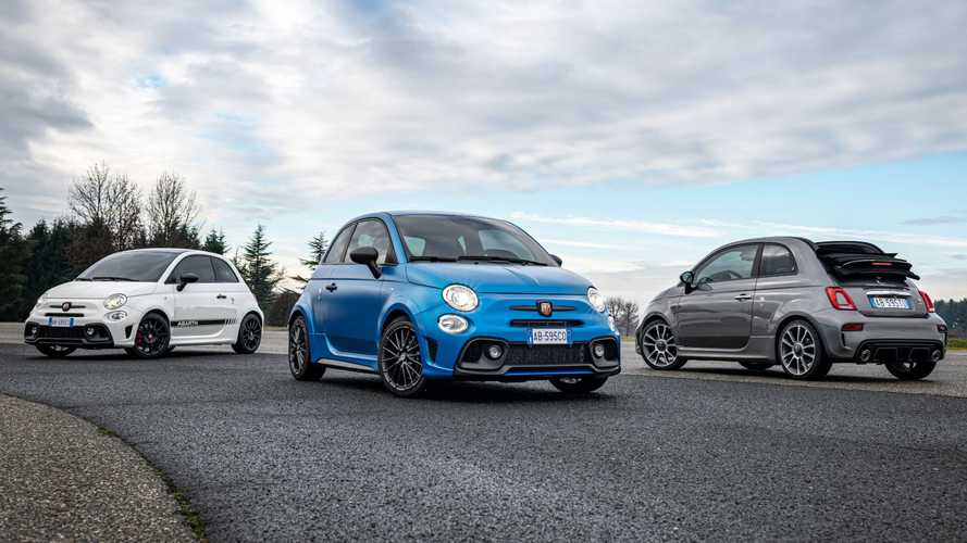 Updated Abarth 595 goes on sale in early February, priced from £17,760