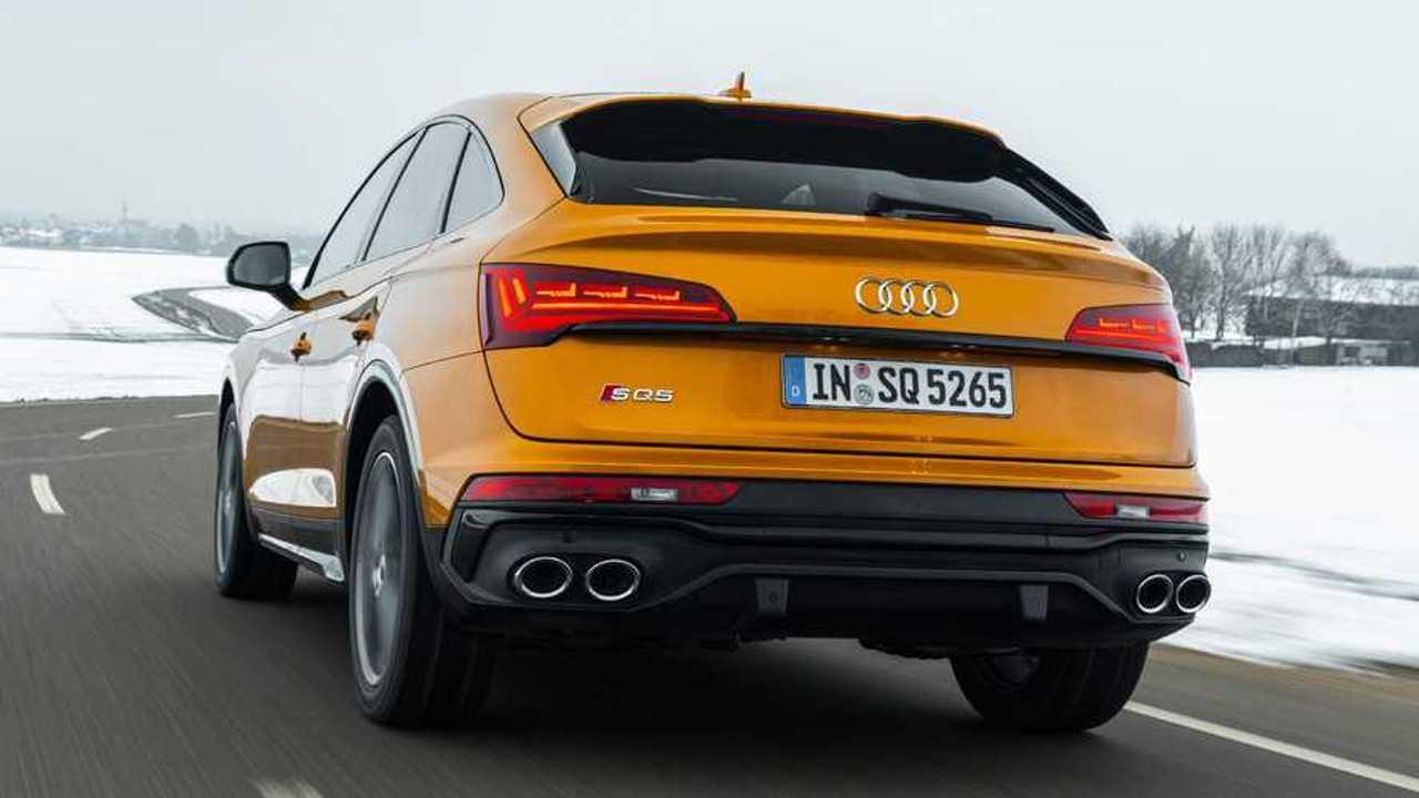 Audi SQ5 Sportback (2021) im Test