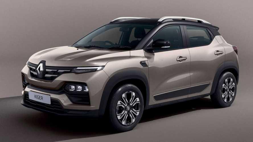 Segredo: Renault Kiger no Brasil depende de sucesso do Nissan Magnite