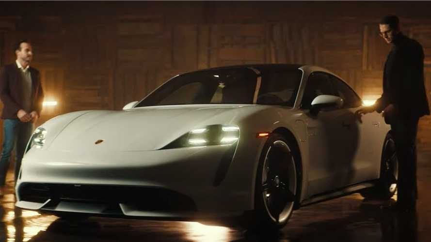 Speculative Porsche Taycan Commercial Tells The Plight Of Mr E