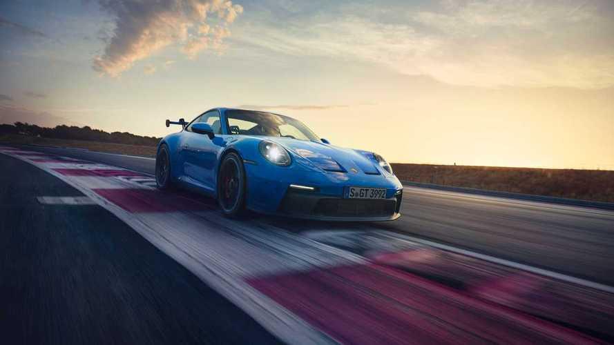 Представлен лютый Porsche 911 GT3: 510 сил и 9000 оборотов