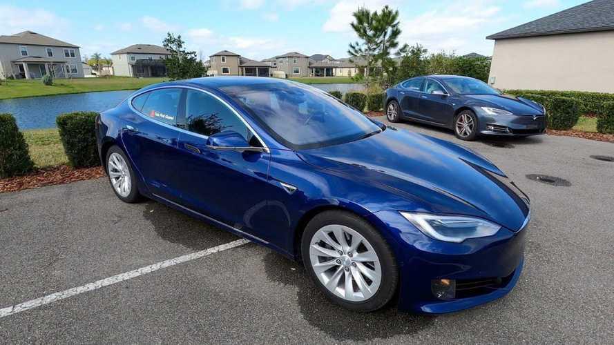 Refreshed Tesla Model S Plaid Deliveries Begin Next Month