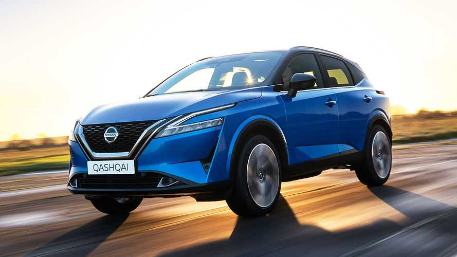 2021 Nissan Qashqai Revealed With Sharper Design, Big Tech Boost