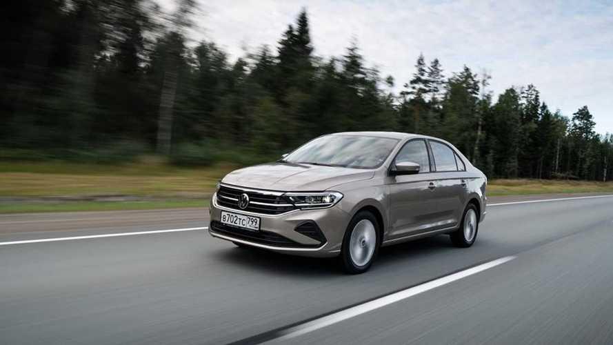 Российский Volkswagen Polo вновь получил «футбольную» спецверсию