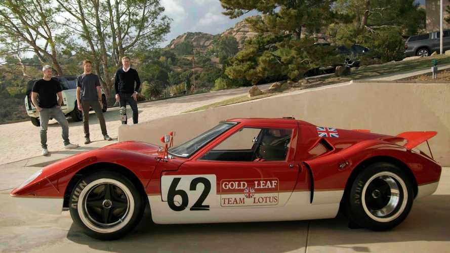Radford 'Project 62' Inspired By Lotus Type 62