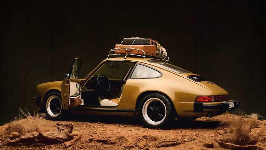 Porsche 911, una Super Carrera rinasce in veste modaiola
